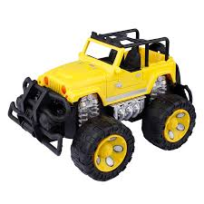<b>1:28</b> Simulation Jeep Model Car Toy Yellow Model & Building Toys ...