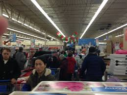 shoppers lined up at steelyard walmart hours before the store shoppers lined up at steelyard walmart hours before the store starts discounting items cleveland com