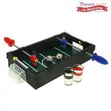 Алкогольная <b>игра Пьяный футбол</b> - купить с доставкой в ...