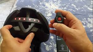 <b>Smart4u SH55M Helmet 6</b> LEDs Unboxing And Review Price ...