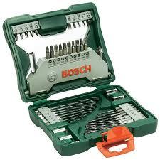 Купить <b>набор принадлежностей Bosch</b> X-Line 43 2607019613 в ...