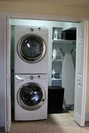 Small Laundry Ideas Remodelaholic Small Laundry Room Makeover
