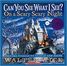 Can You See What I See?: On a Scary <b>Scary Night</b>: Picture Puzzles ...