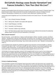 essay on secular humanism crafting your custom essay about essay on secular humanism