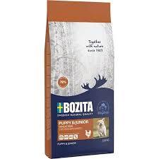 <b>BOZITA</b> Puppy & Junior <b>Wheat</b> Free 25/13 <b>сухой корм</b> для щенков и ...