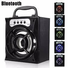 Outdoor bluetooth Wireless <b>Portable Speaker</b> Super Bass with <b>USB</b> ...
