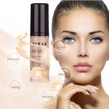<b>LULAA Matte</b> Foundation Concealer Long Wear <b>Makeup</b> Face Eye ...