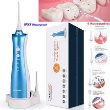 <b>Mornwell</b> D50 Portable <b>Oral Irrigator</b> Rechargeable <b>Dental Water</b> ...