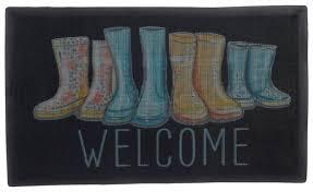 Придверный <b>коврик Attribute 3D Boots</b> — купить по выгодной ...
