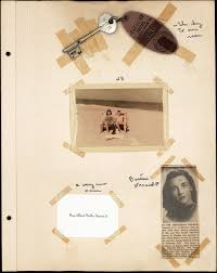 anne sexton s scrapbook by jessica helfand poetry foundation 2