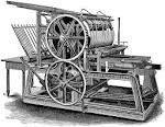 Images & Illustrations of cylinder press