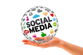 blog post promotion how to get more readers for your blog hand holding a social media 3d sphere