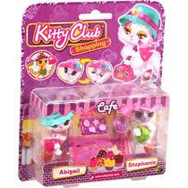 Игровой набор <b>Kitty Club Shopping</b> 2 <b>Фигурки</b> с аксессуарами ...