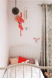 Orange Bedroom Wallpaper A Colourful Childrens Bedroom The Socialite Family