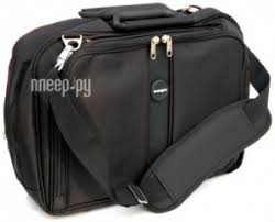Купить Сумка <b>Kensington</b> Contour 15.6-inch Black 62220 по низкой ...