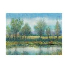 <b>Afternoon</b> Light by artist Nan Wrapped <b>Canvas</b> Painting Art Print in ...