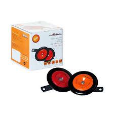 <b>Сигнал звуковой</b> дисковый 110мм 315/415Гц 118дБ 12В к-т ...