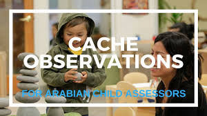 How to do CACHE observations - for <b>Arabian Child</b> Assessors ...