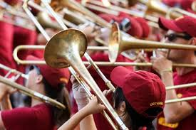 Trojan Marching Band is ready for its Rose Bowl and Rose Parade ...