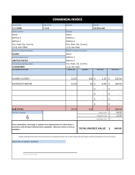 export invoice template excel design invoice template invoice format in excel for export design invoice template excel invoice 1275 x 1650