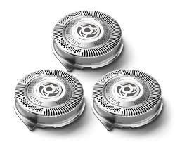 Philips <b>Norelco</b> Series 5000 <b>Replacement Shaving</b> Heads, <b>SH50</b>, 3 ...