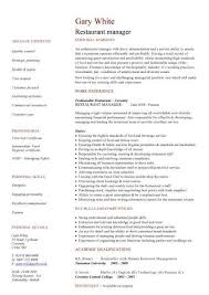 example good cv bar work   writing resume in latexexample good cv bar work cv example free sample manager thebigchoice cv template managers jobs director