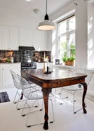 dining table interior design kitchen: the juxtaposition of elements is one of my favorite things in design the official definition table kitchen modernantique dining