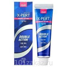 CLIO <b>X</b>-<b>Pert</b> Double Action <b>Toothpaste</b> Lemon Mint <b>зубная паста</b> ...