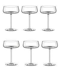 <b>Набор бокалов</b> Шампанское-блюдце Mode Rone, <b>425</b> мл, 6шт ...