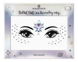 Купить <b>наклейки</b>-<b>украшения для лица dancing</b> on the milky way ...
