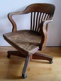 oak desk chair art deco swivel tilting rolling office chair via etsy art deco desk chair office side armchair