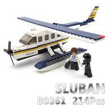 <b>Sluban Model Building Compatible</b> lego Lego B0361 214pcs ...