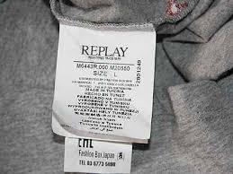<b>replay</b> - Купить недорого мужские футболки и поло в Москве ...