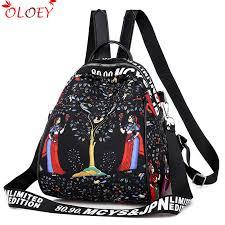 New <b>women's bag</b> fashion trend <b>temperament</b> printing <b>ladies</b> ...