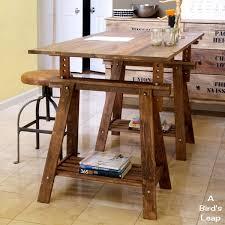 rustic desk legs and rustic on pinterest build rustic office desk
