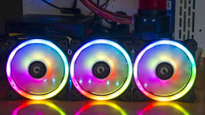 Обзор и тест Tt Riing Trio 12 RGB <b>Radiator Fan</b> TT Premium Edition