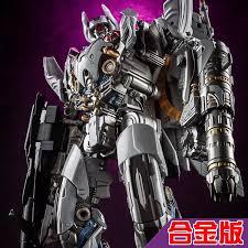 deformed toy king kong robot dinosaur fighter transformation action figures for child