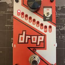 <b>Digitech</b> the <b>drop</b> обмен <b>Педаль</b> гитарная – купить в Москве, цена ...