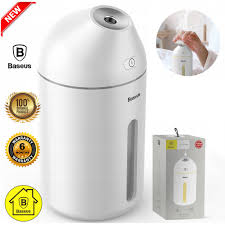 320ML PORTABLE ULTRASONIC IONIZER <b>BASEUS CUTE MINI</b> ...