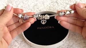 Мои <b>браслеты Pandora</b> .... - YouTube
