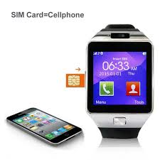 Bluetooth <b>Smart Watch</b> with HD Screen for Android & iOS with ...