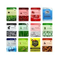 <b>Farmstay Visible Difference</b> Mask Sheet 12ea (each 1 of all types)
