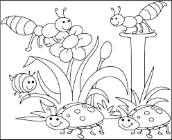 Small Picture spring coloring pages printable Archives Best Coloring Page