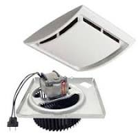 Replacement & Upgrade Kits - Bath and Ventilation Fans - NuTone