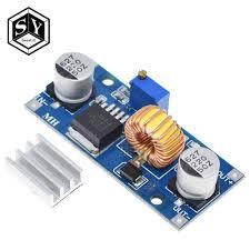 <b>1PCS Great IT</b> 5A XL4015 DC DC Step Down Adjustable Power ...