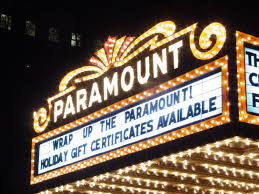 Image result for theatre marquee
