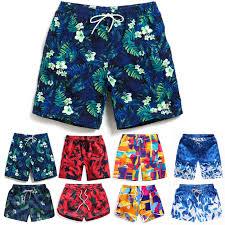 Shorts Mens <b>Loose</b> Casual <b>Swim Shorts</b> Knee Length Swimming ...