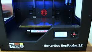 <b>MakerBot Replicator 2X</b> 3D Printer Review - YouTube