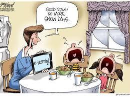 Afbeeldingsresultaat voor e-learning cartoon