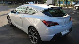 ПРОДАМ. <b>Спойлер OPC Line</b> (Astra J GTC) — Community «Opel ...